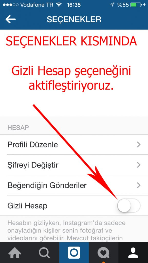 profil_gizleme_2